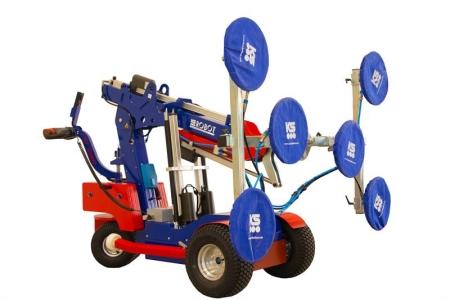 Ks 600 fuoristrada robots - Portata massima tir ...
